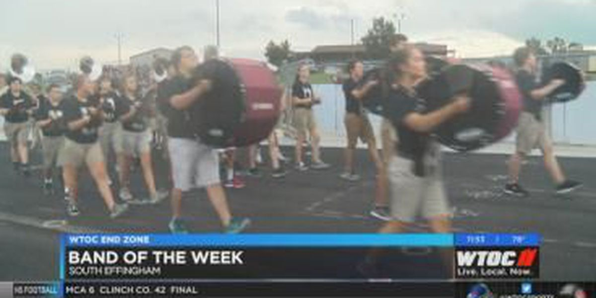 Band of the Week: South Effingham