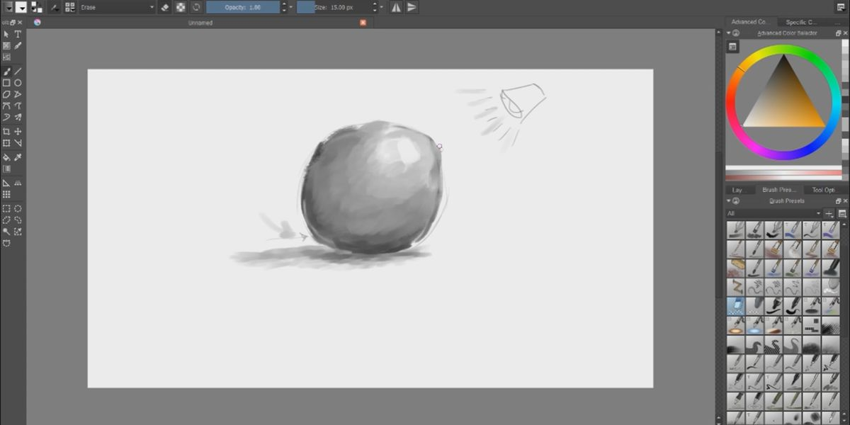 Learn to Draw: Shading