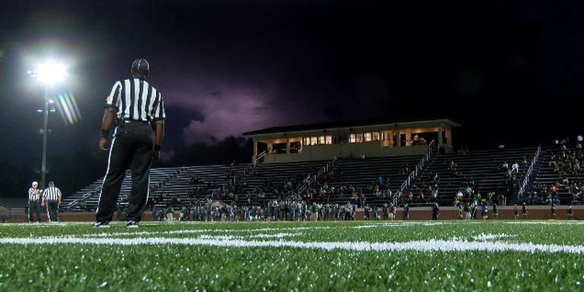 Make-up dates announced for postponed football games