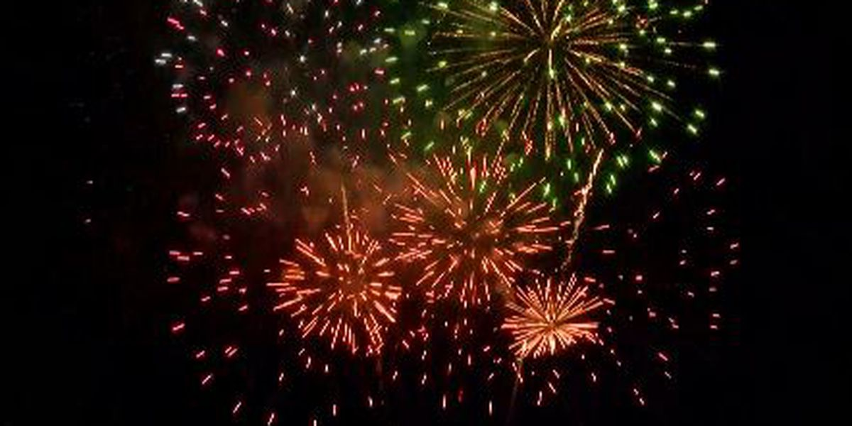 COVID-19 not slowing fireworks sales