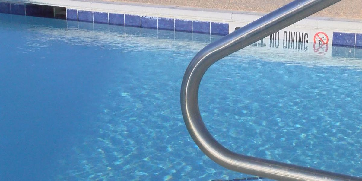 Health officials urge caution as pools prepare to open, temperatures rise