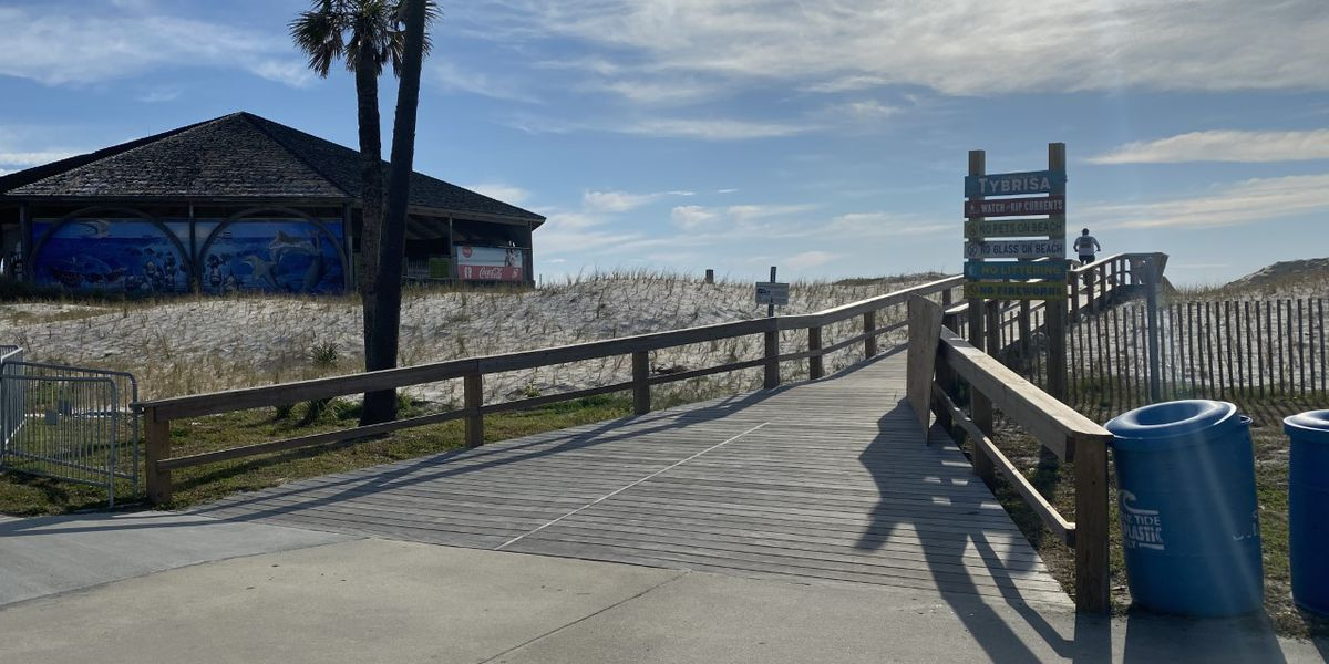 Tybee mayor issues update after governor's order reopens beaches