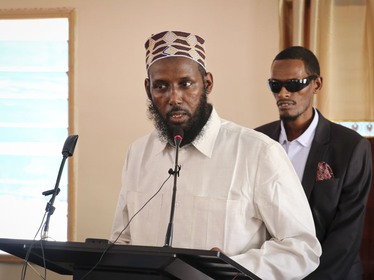 Ex-Somalia extremist now running for office is arrested