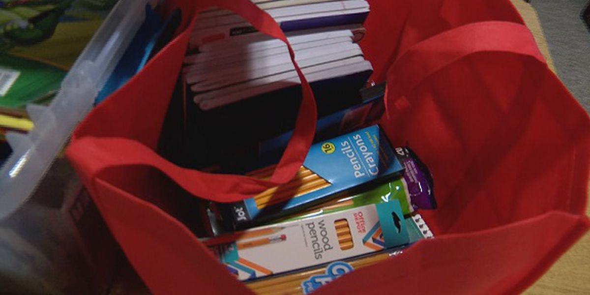 Retired Chatham County teachers bringing classroom supplies, volunteer time to district schools