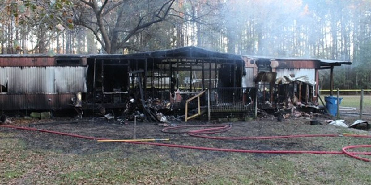 Fatal mobile home fire investigation underway in Ellabell
