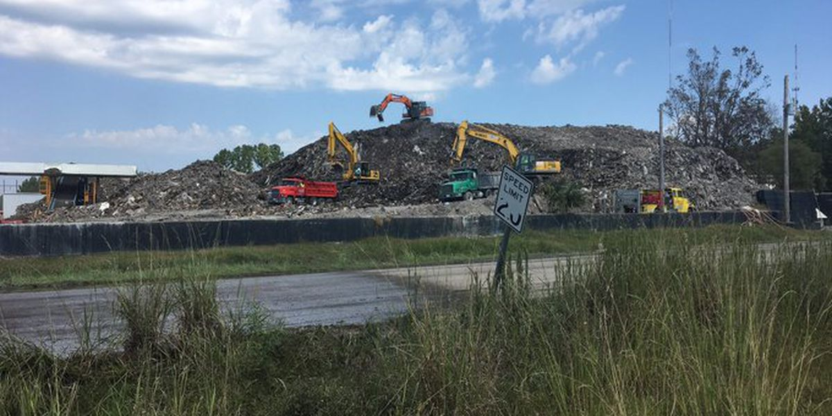 Some residents return home after weeks of relocation due to burning trash pile in Jasper Co.