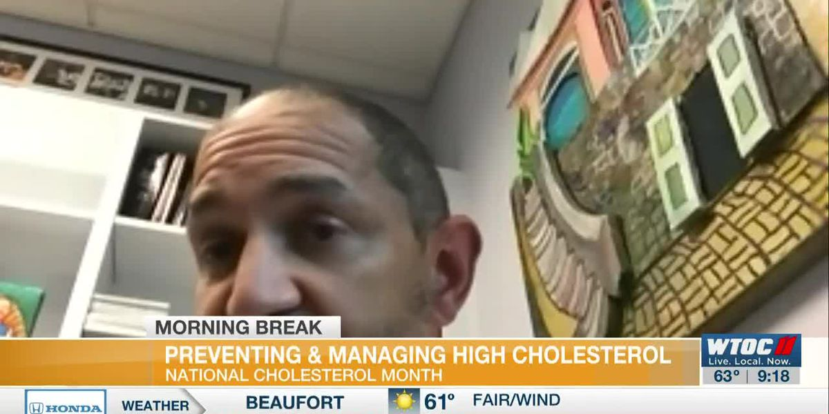 Preventing and managing high cholesterol