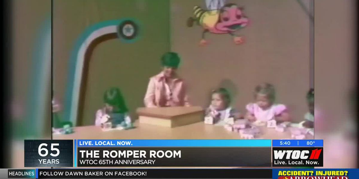 Celebrating 65 years: Romper Room