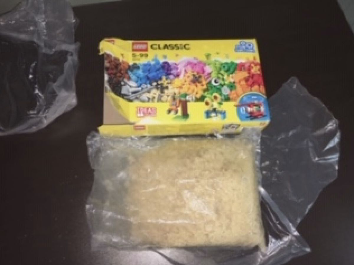 Bulloch Co. child finds $40,000 worth of meth inside of Lego box