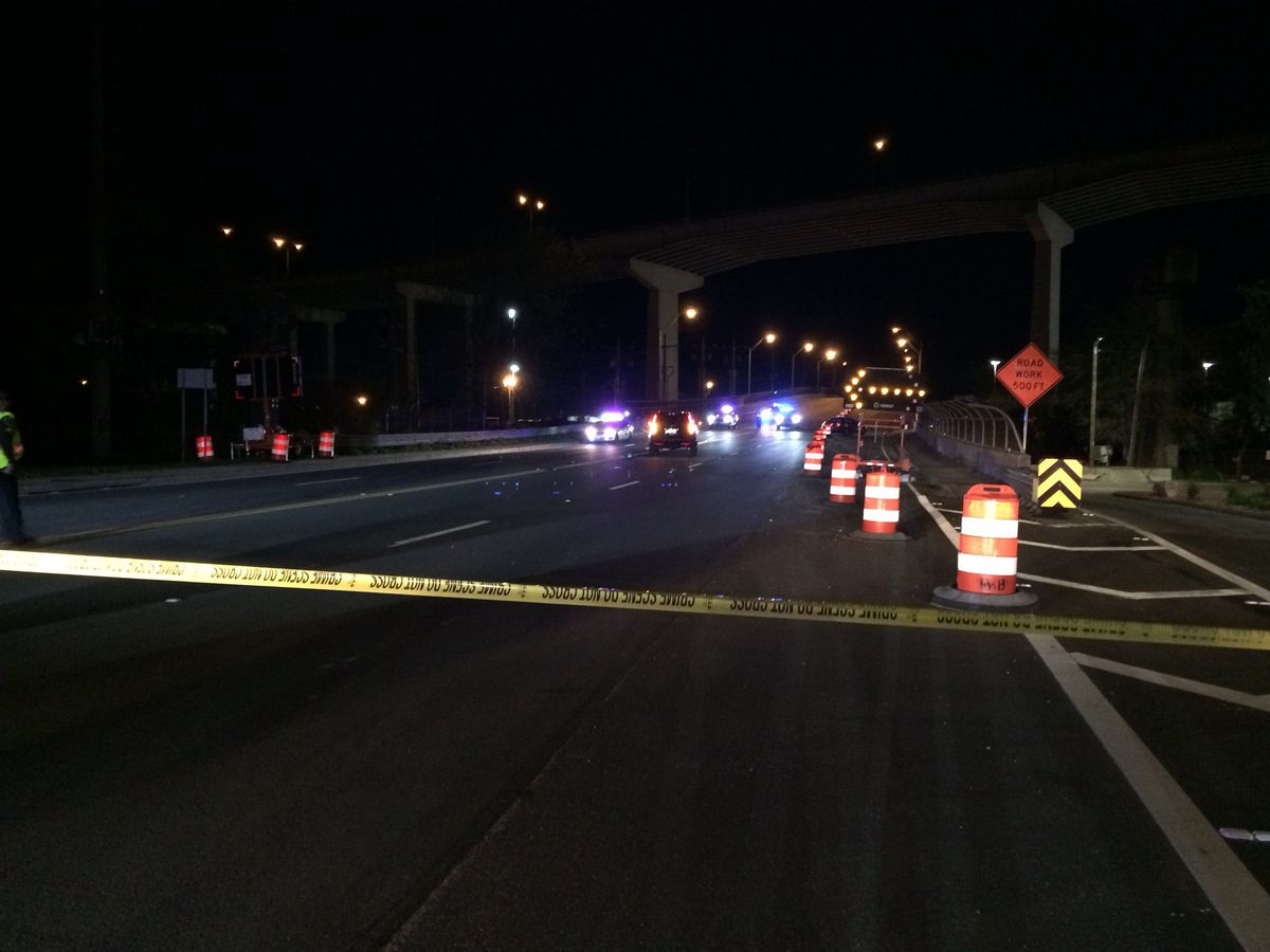 Pedestrian dies after being hit by vehicle near Fahm, W. Bay Street