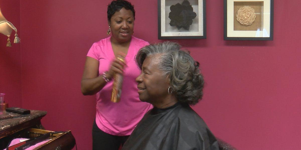 Savannah salon giving cancer survivors free makeovers