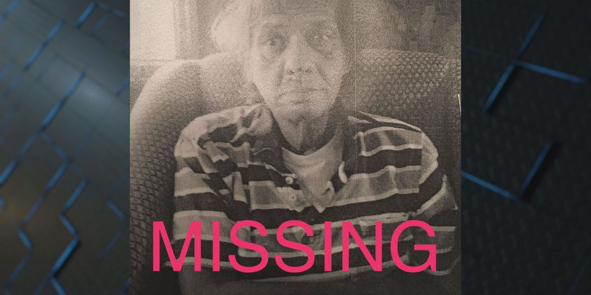 UPDATE: Missing 60-year-old man found in safe condition after citizen's tip