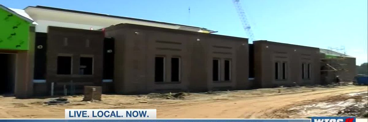 New Claxton High School on track to be completed this summer