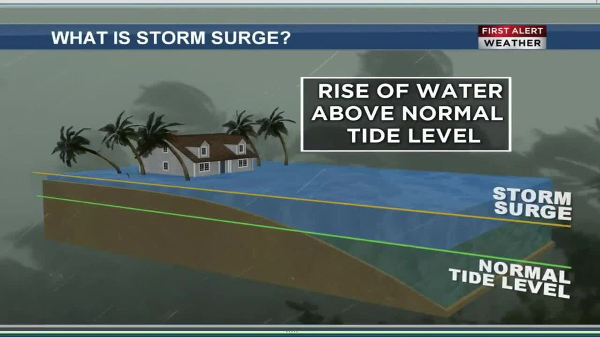 First Alert Weather Academy: Tropical Terminology