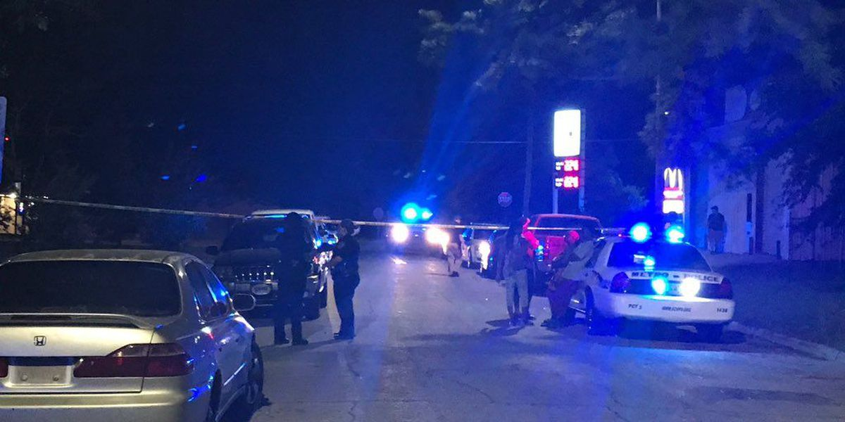 SCMPD investigating shooting in the 2000 block of E. 37th Street near Skidaway Road