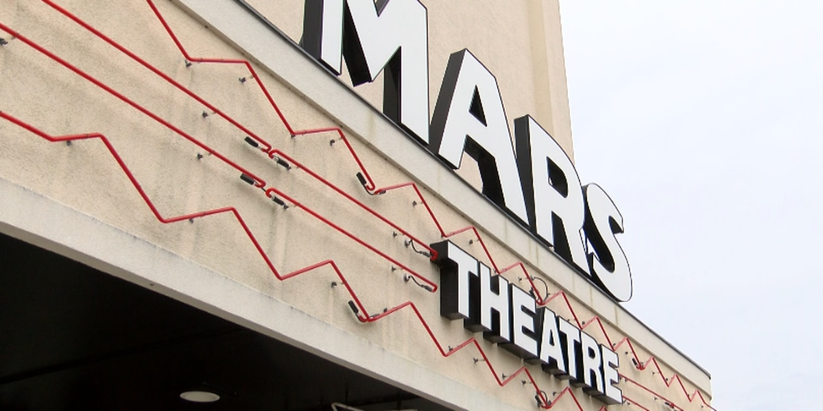 Mars Theatre reopens to the public