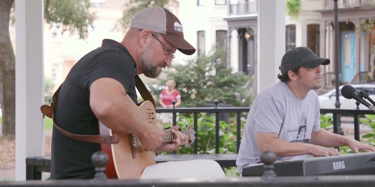 Square Sessions: Global Ghost