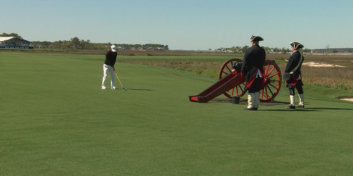 RBC Heritage kicks off with traditional opening ceremony at Harbour Town Golf Links