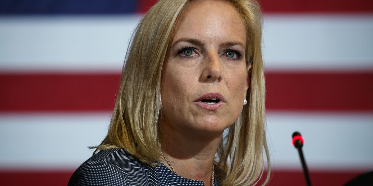 Homeland Security secretary expected to leave