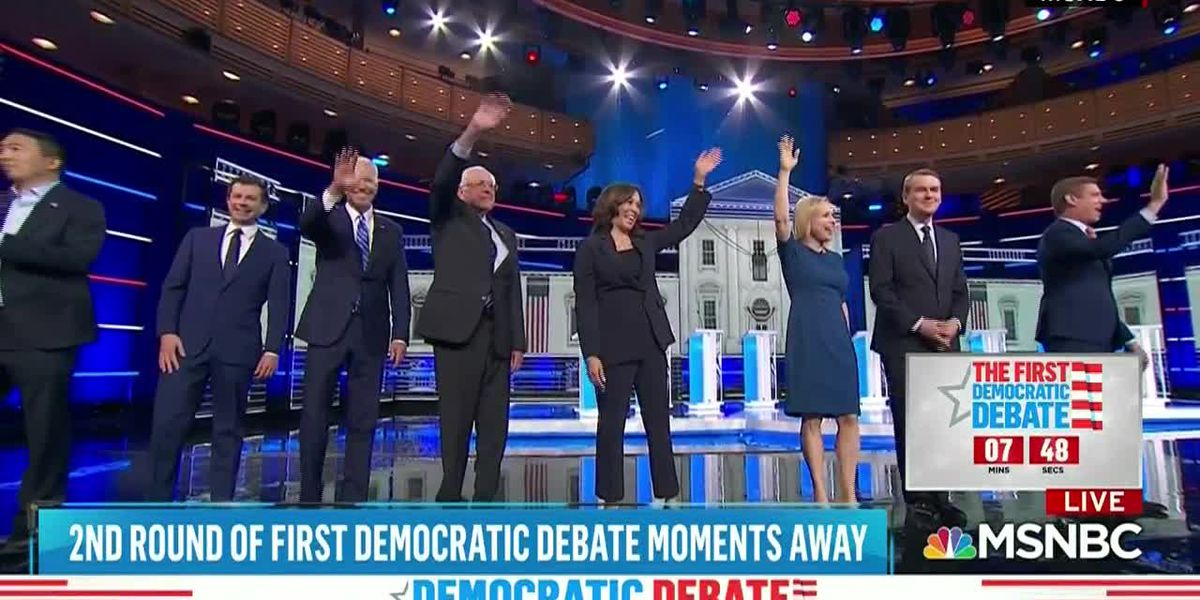 When debates get crowded, awkward, chaotic