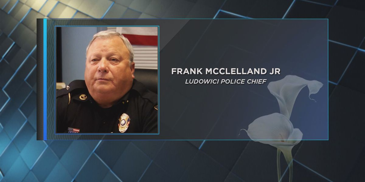 Funeral services held for Ludowici chief killed in line of duty