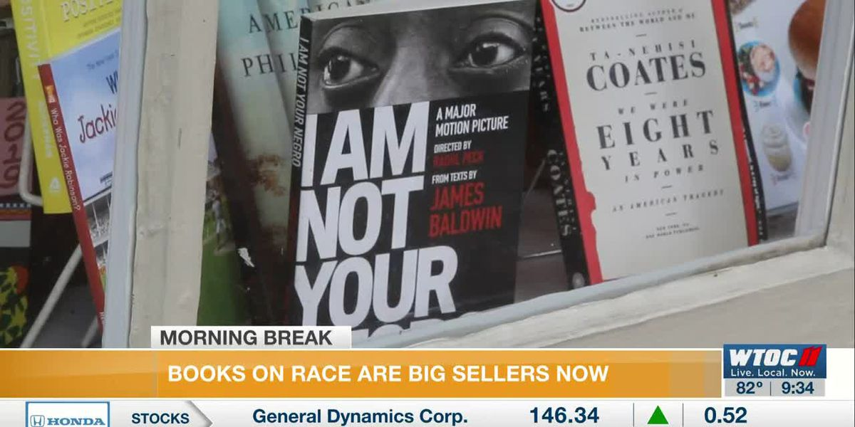 Books on race now in high demand