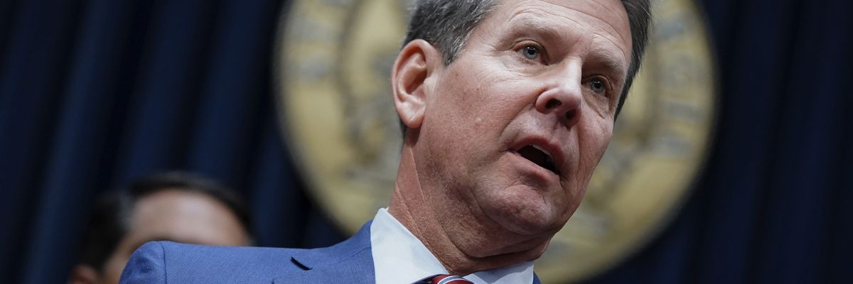 Gov. Kemp: Changes coming to citizen's arrest law
