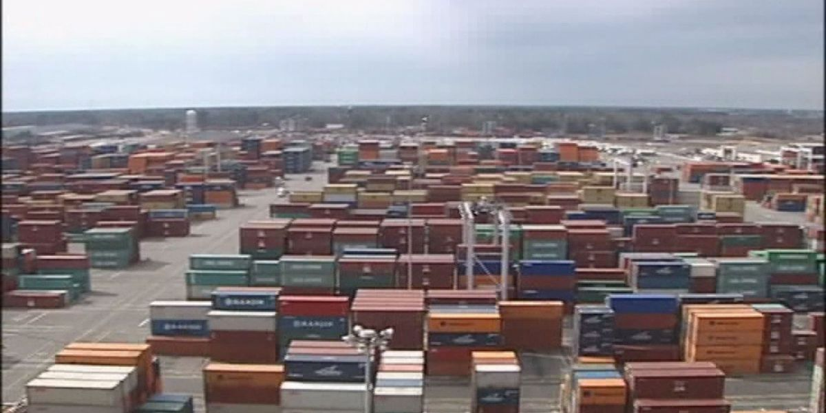 Georgia Ports Authority hits record number of container units in August