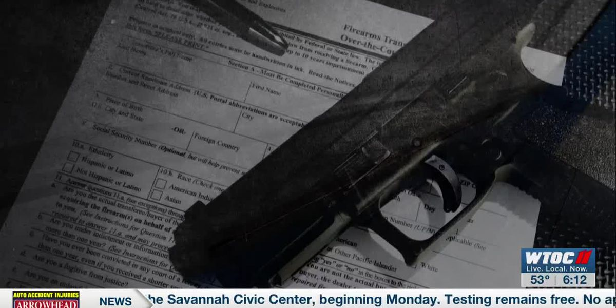 Ga. & S.C. saw increase in gun sales in 2020