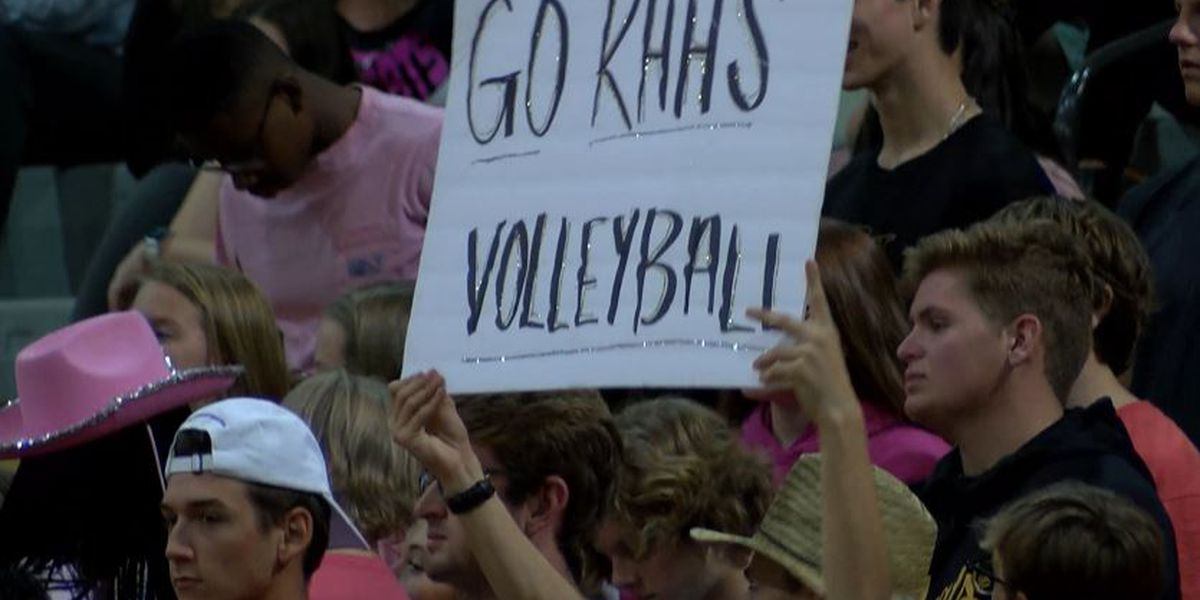 Wednesday's area state volleyball playoff scores