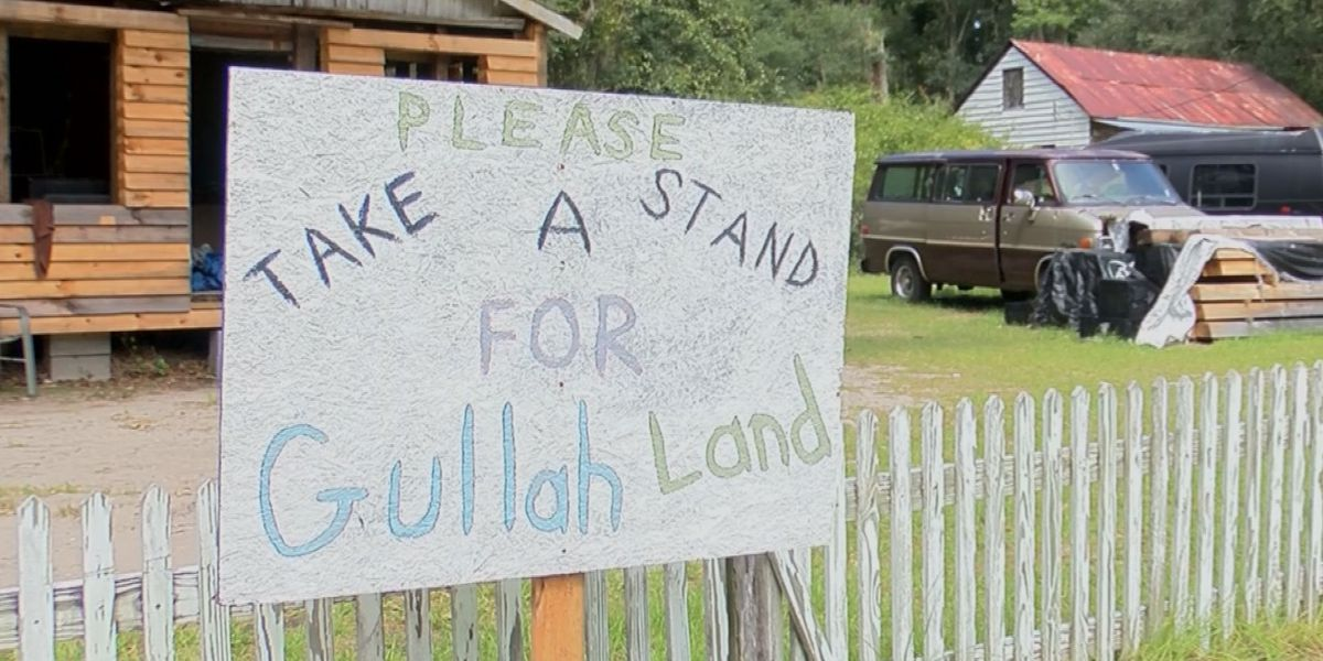 Residents opposed to location of proposed sand mine on Daufuskie Island