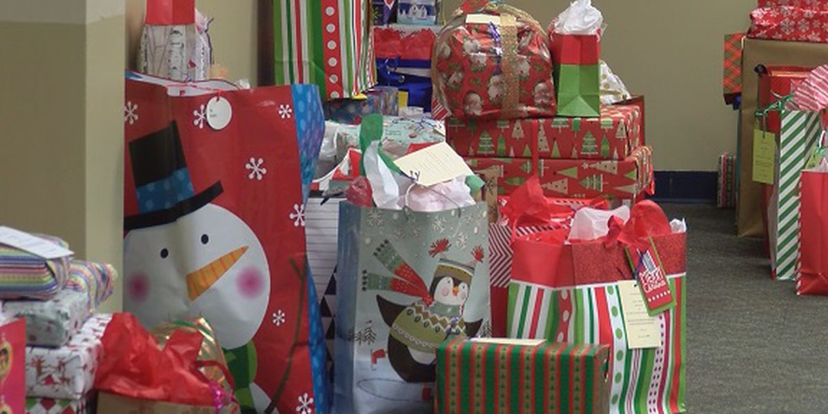 GSU holds 25th Annual Holiday Helpers Tree to brighten holidays