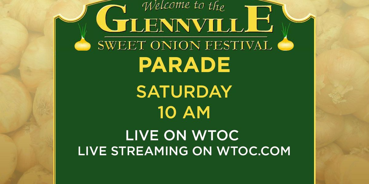 42nd annual Glennville Sweet Onion Festival set for Saturday