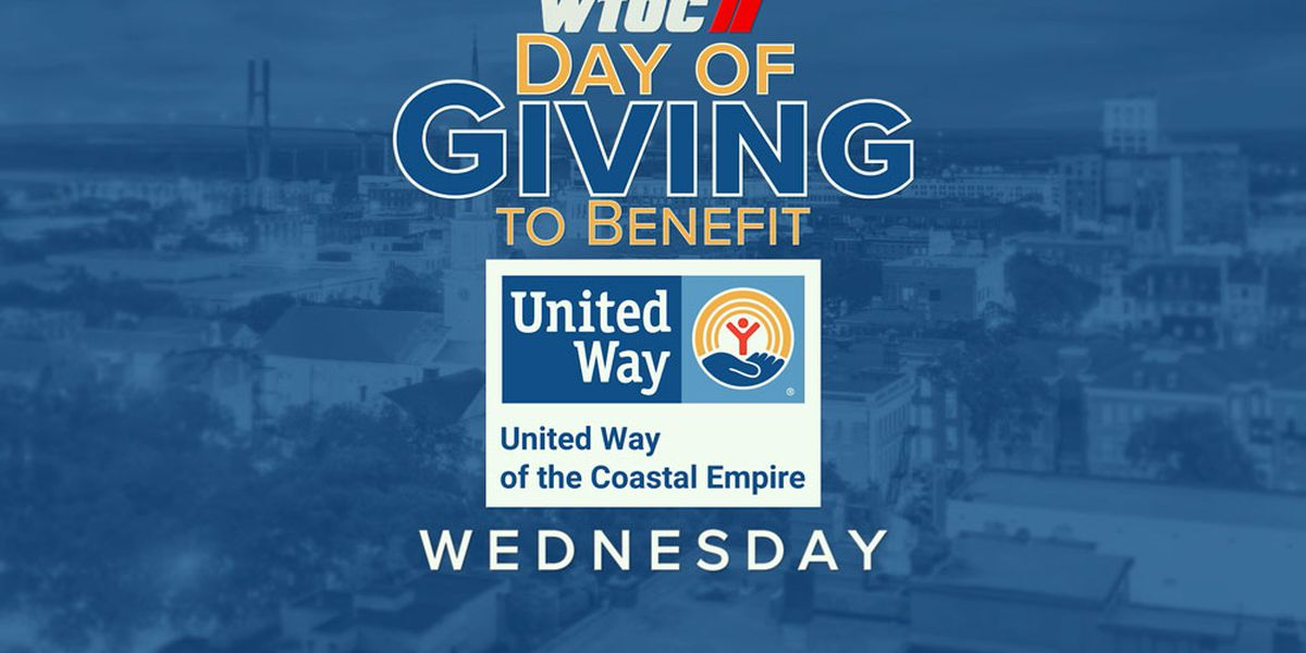 WTOC's Day of Giving raises over $200,000 for United Way's COVID-19 Rapid Response Fund