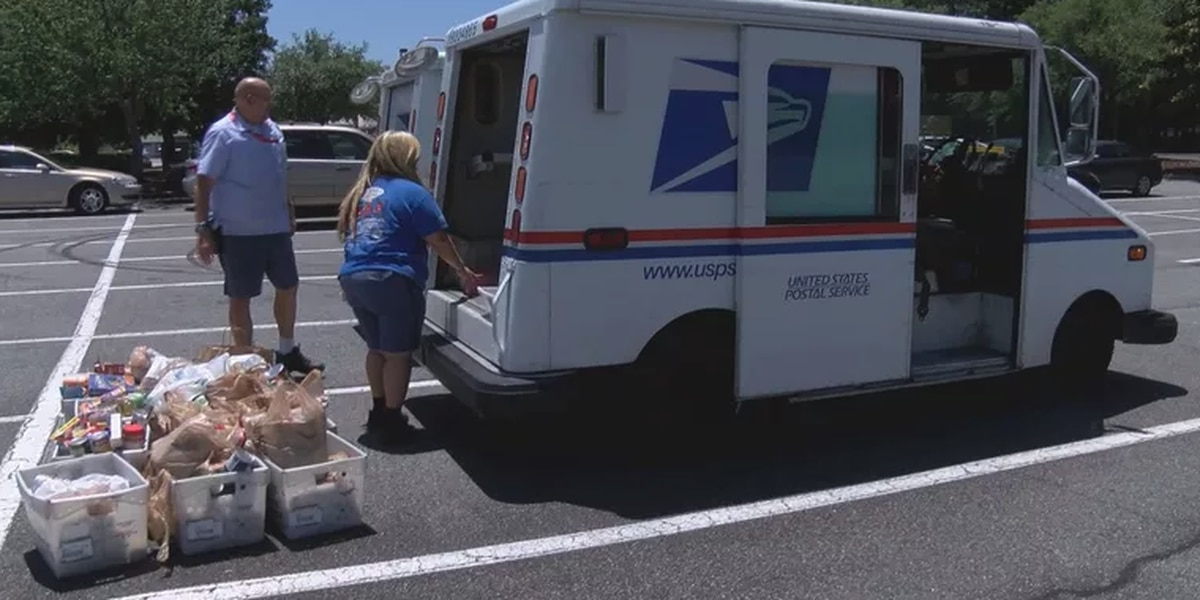 Annual Stamp Out Hunger Food Drive set for Saturday across US