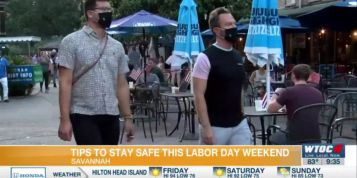 Cyreia LIVE: Labor Day safety tips