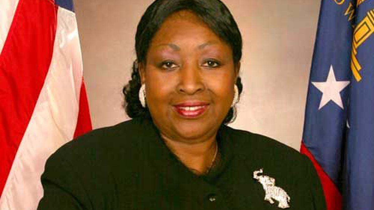 Celebrating Black History: Edna Jackson
