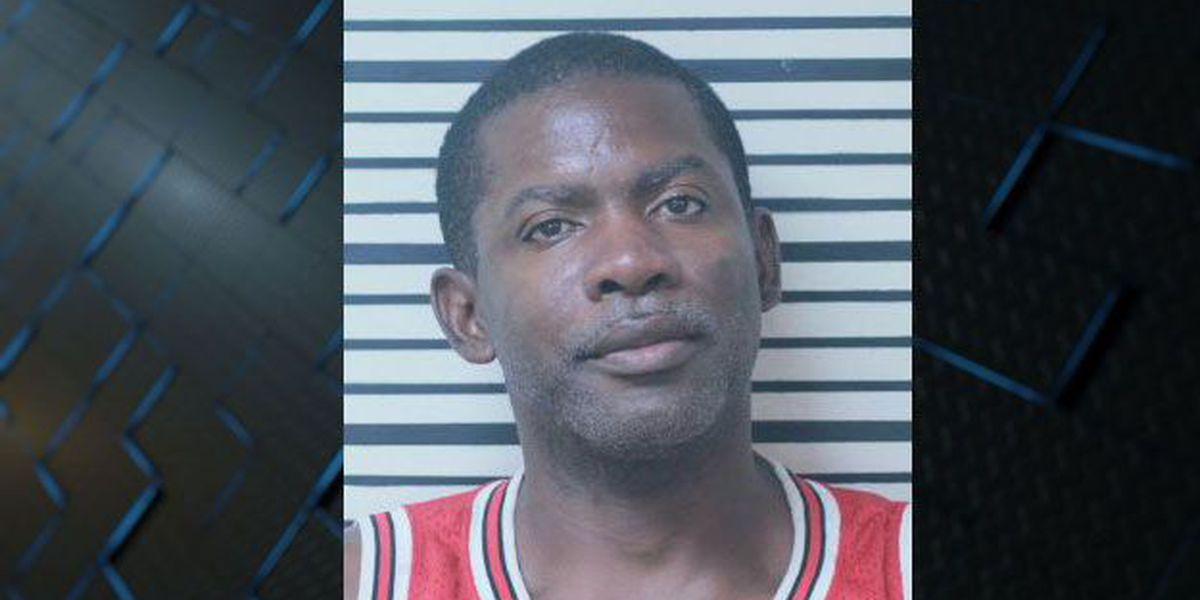Vidalia man arrested for trafficking meth
