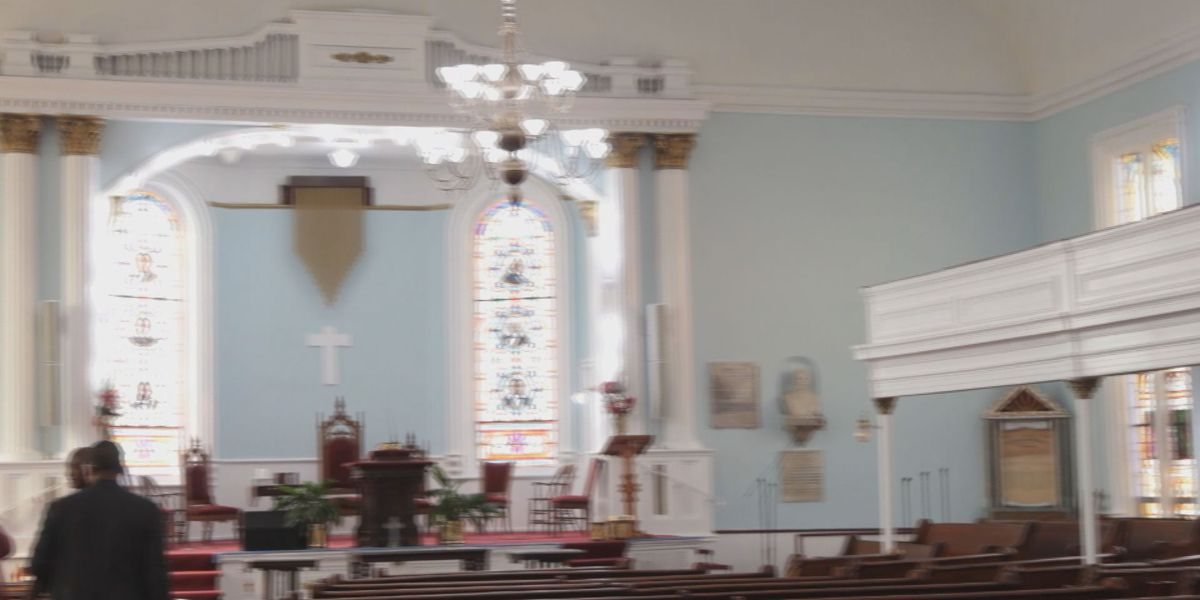 First African Baptist Church reopens in downtown Savannah