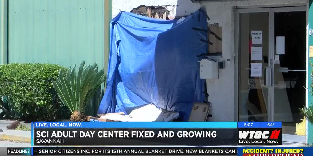 SCI Adult Day Center fixed and growing