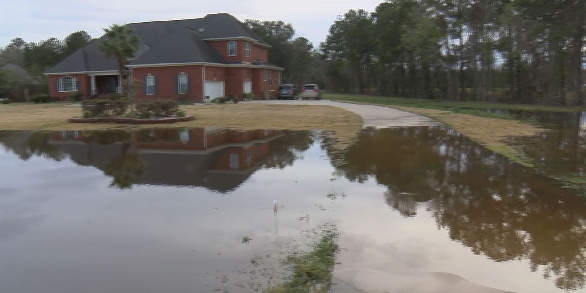 Ogeechee River flooding impacting residents