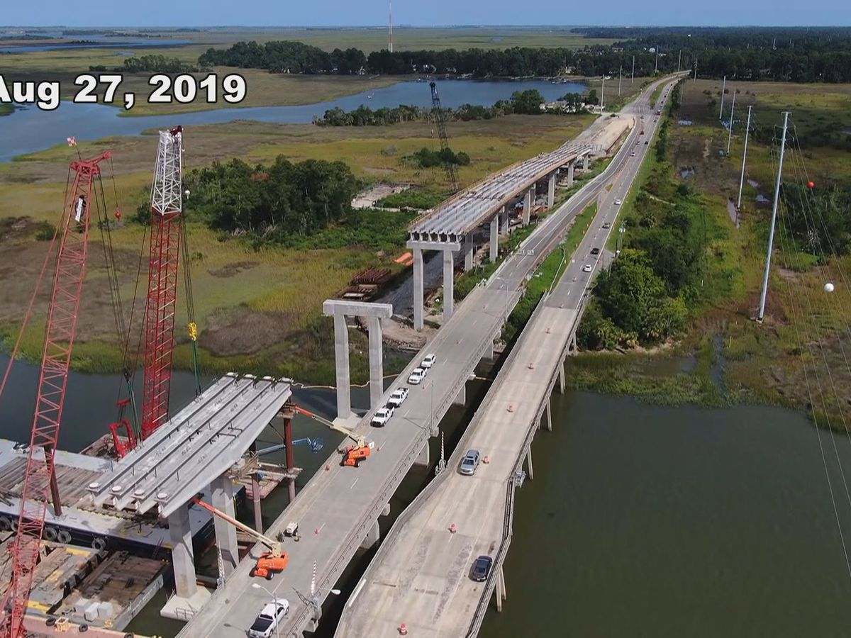 New Islands Expressway Bridge delayed until Summer 2023