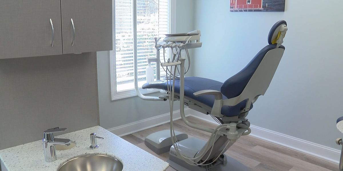 Good News: Bluffton/Jasper Volunteers in Medicine dental clinic
