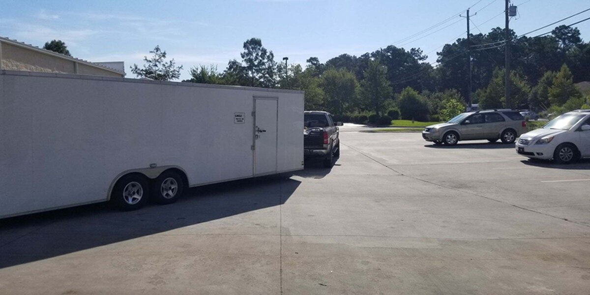 Chatham County PD working to locate stolen trailer
