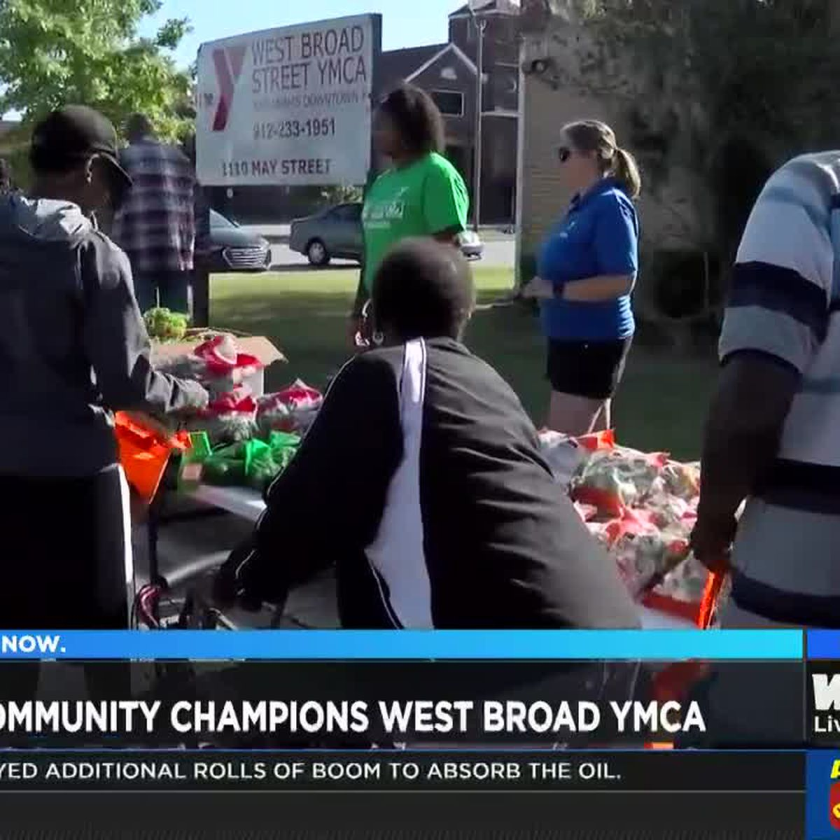 Community Champions: West Broad Street YMCA