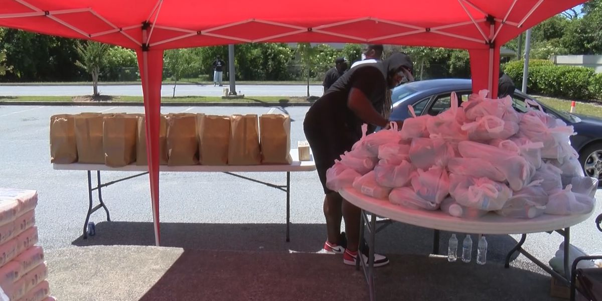 """""""Feed our City"""" event serves over 3,000 in Savannah"""