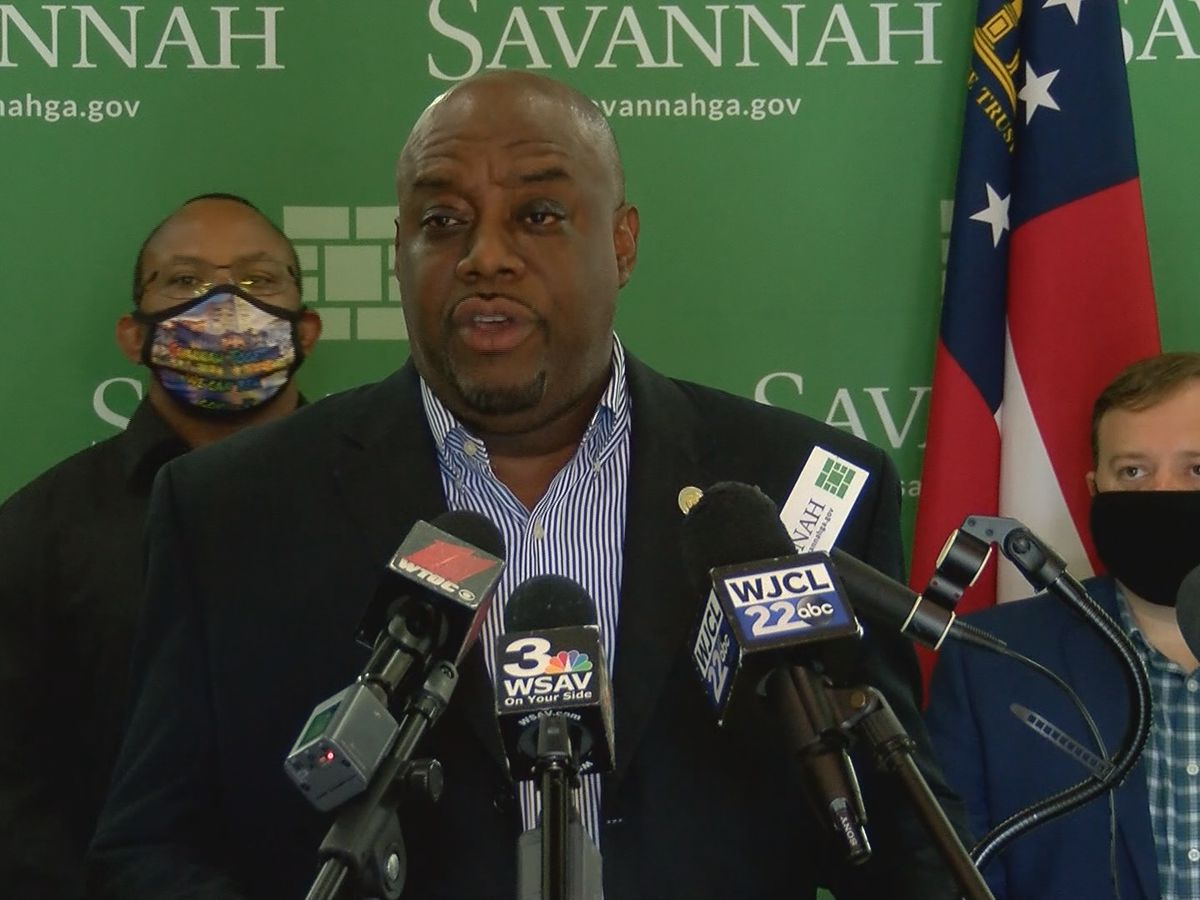 Savannah mayor urges protests remain peaceful on Sunday