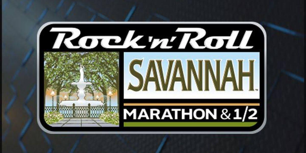 Officials implement heat plan for Rock 'N' Roll Marathon