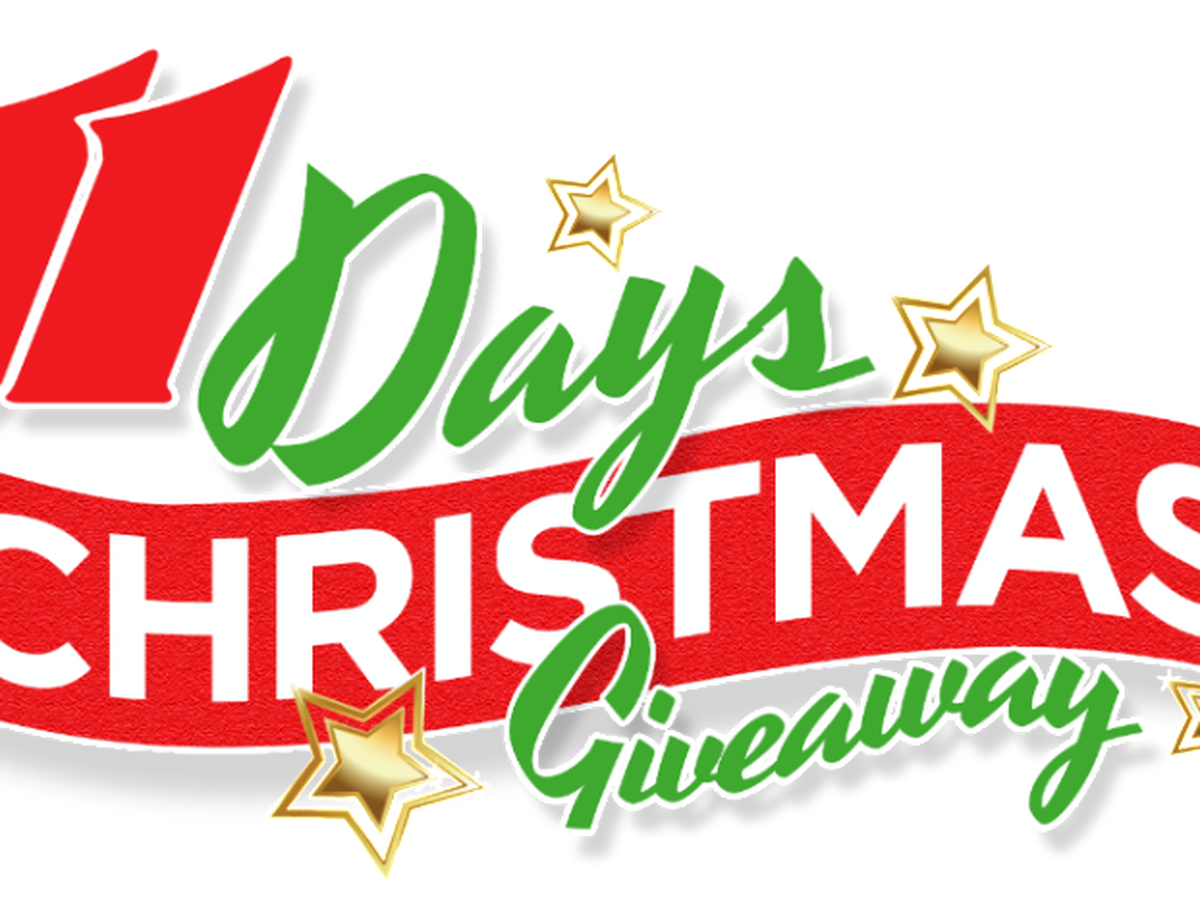 11 Days of Christmas Contest