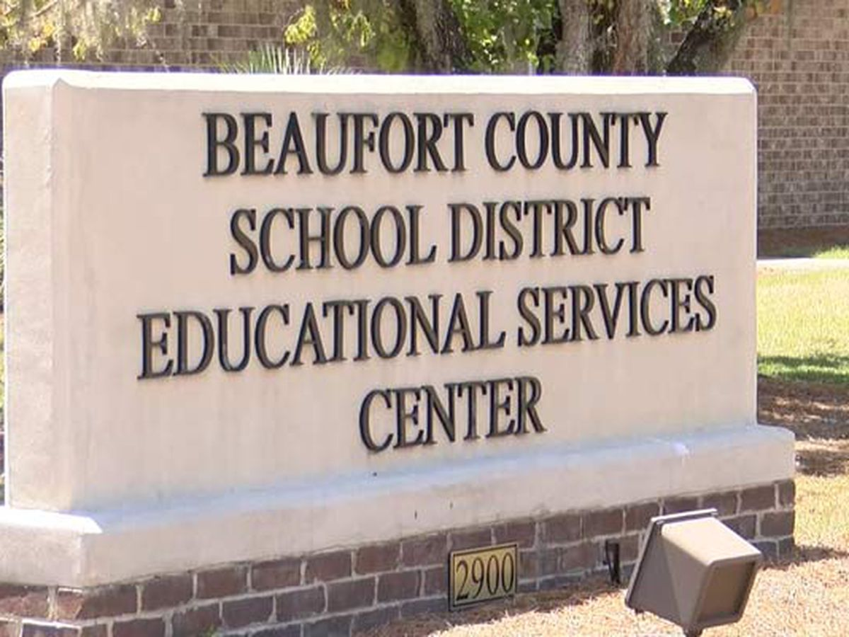 Beaufort Co. School District website now shows quarantine data